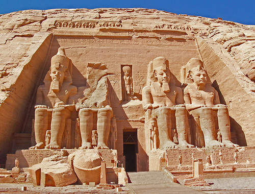 Abu Simbel temple