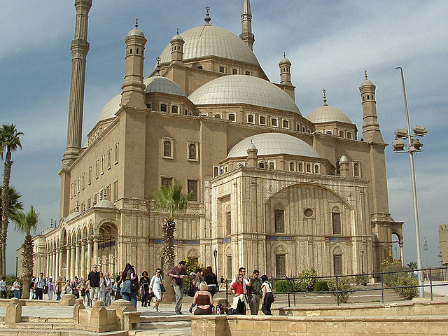 The Mosque of Muhammad Ali Cairo, Egypt