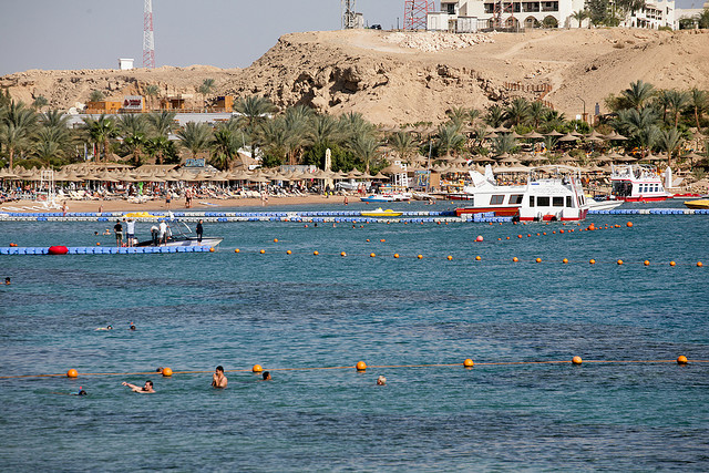 Sharm El Sheikh. Naama Bay