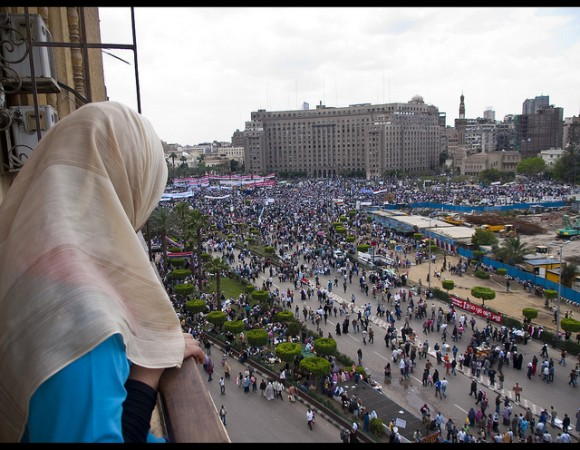 Tahrir Square, Cairo, ©James....../Flickr