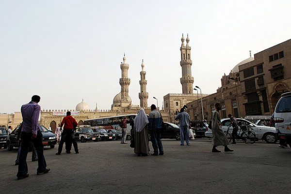 Islamic Cairo, ©Dave_B_/Flickr