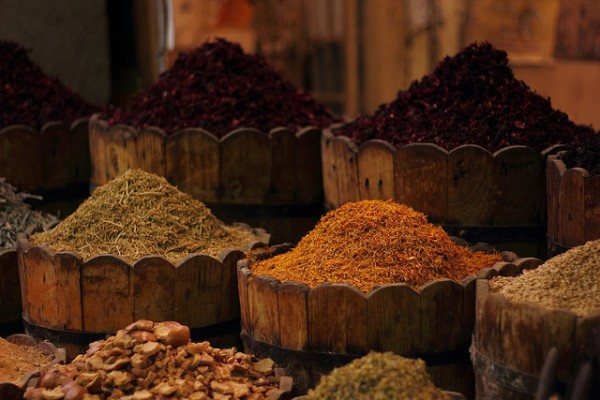 Spices of Egypt, ©EmsiProduction/Flickr