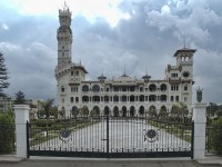 The Haramlek Palace of the Montazah Complex in Alexandria